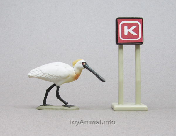 Kaiyodo Furuta Chocoegg 5 Black-faced Spoonbill.jpg