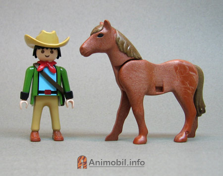 Playmobil Horse Vers 2 Right Foot Chestnut.jpg